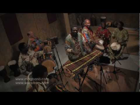 Wula Drum & Dance NYC: Music from Guinea, Africa