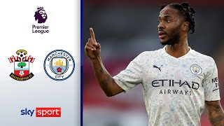De Bruyne serviert Sterling | FC Southampton - Manchester City 0:1