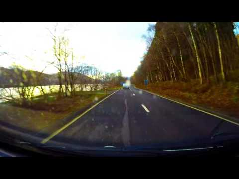 timelapse fife to fortwilliam