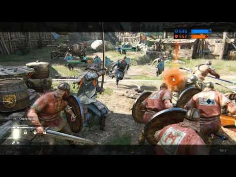 For Honor Beta Cerrada 4 vs 4