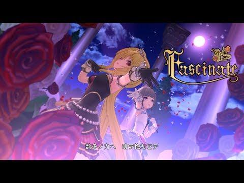 「デレステ」Fascinate (Game ver.) 黒埼ちとせ、白雪千夜