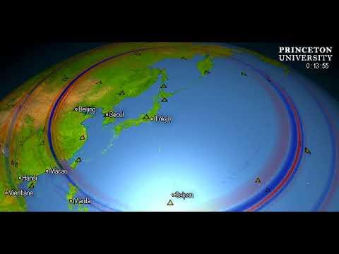 Magnitude 6.2 Quake, OFF EAST COAST OF HONSHU, JAPAN