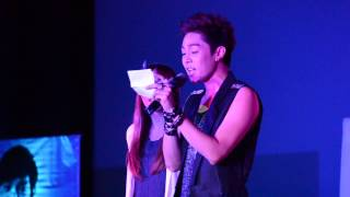 130727 Alexander Lee Eusebio - Nasa Iyo na ang Lahat (Alexander Fan Party in Manila) HD