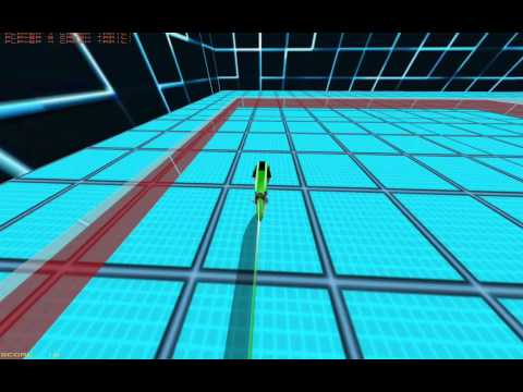 Tron racer (android game)