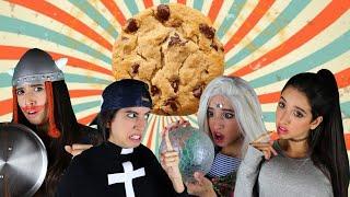 Cookies de Carnaval - curta