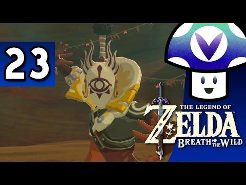 [Vinesauce] Vinny - Zelda: Breath of the Wild (part 23) + Art!