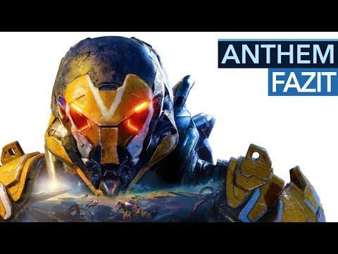 Anthem durchgespielt: Alles zu Story, Endgame, Gameplay & Bugs