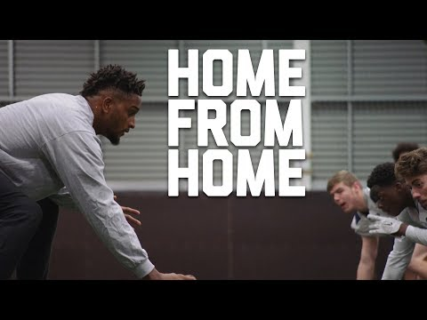 Episode 4: Home from Home | NFL Undiscovered