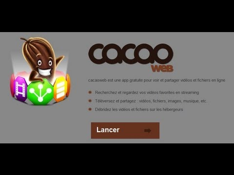 cacaoweb sur ma tablette apple