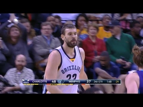 Charlotte Hornets vs Memphis Grizzlies - Full Game Highlights | Nov 28, 2016 | 2016-17 NBA Season