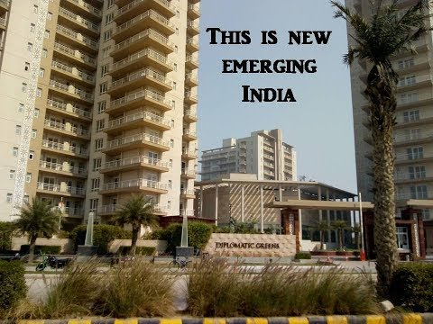 Hidden and emerging Gurugram (Gurgaon), NCR , India