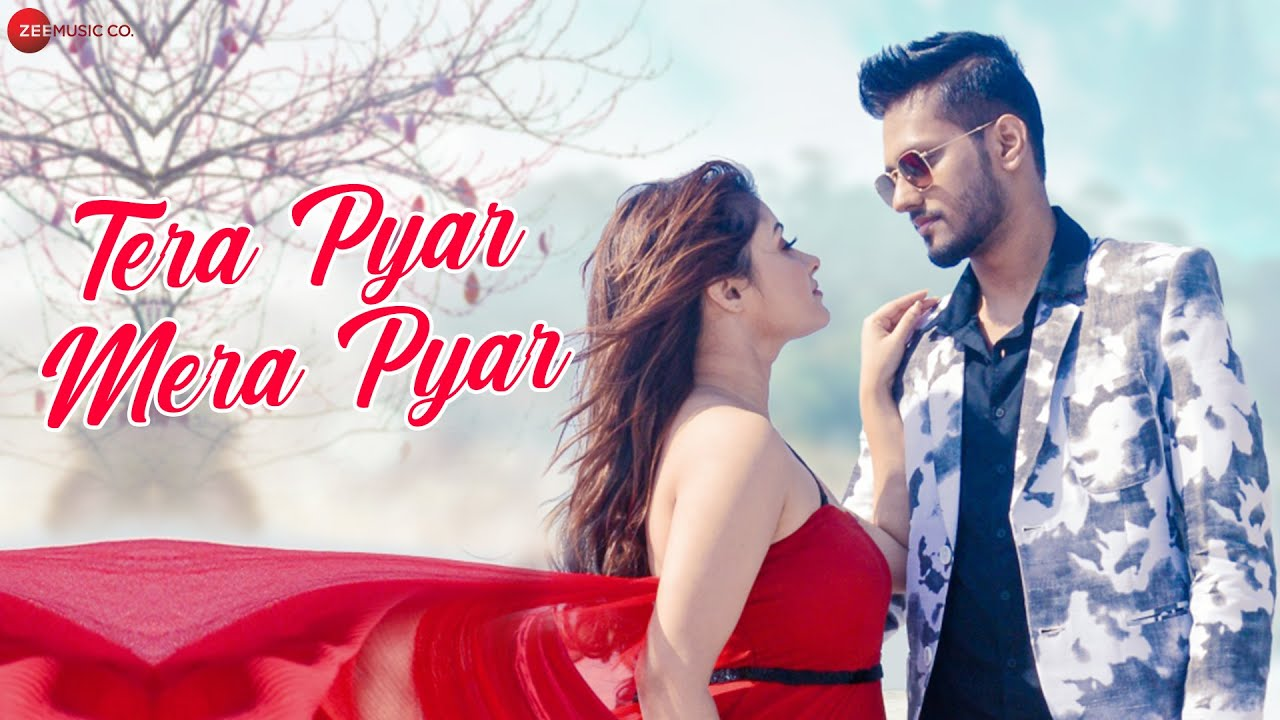 Tera Pyar Mera Pyar - Official Music Video | Sourav Kumar | Roma Saini | Sohini Guha Roy