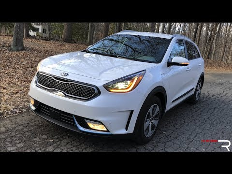 2018 Kia Niro Plug-in – Redline: Review