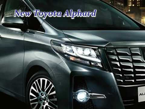 All New Alphard Facelift Warna Terlaris Grand Avanza 2019 Toyota Review Specs Interior And Price Top Nice Cars