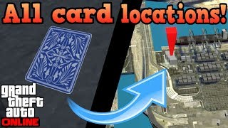 All playing card locations! - GTA Online guides