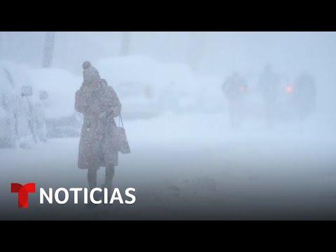 Noticias Telemundo en la noche, 16 de febrero de 2021 | Noticias Telemundo