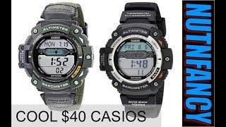 Casio ProTrek for 1/3 the Price: Casio SGW300 Series