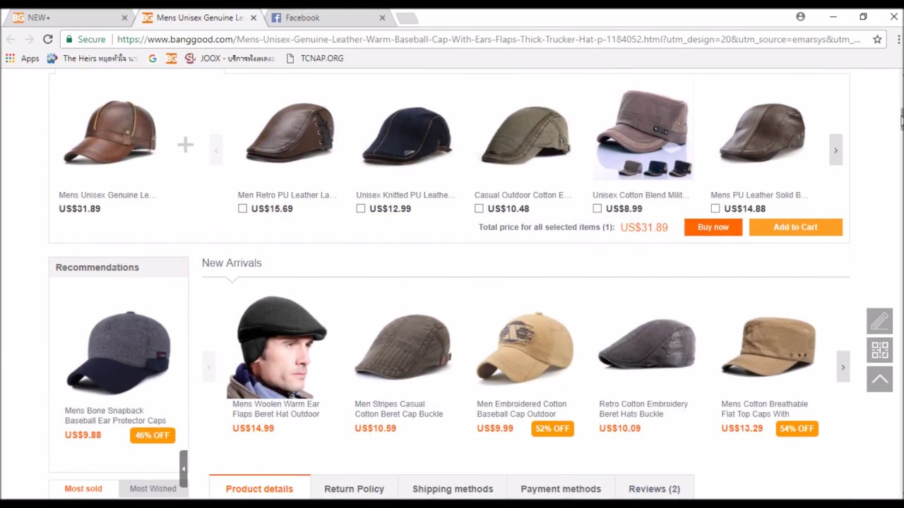 75cf52397fb Mens Unisex Genuine Leather Warm Baseball Cap With Ears Flaps Thick Trucker  Hat