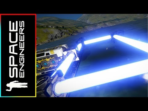 2cm Beam System - Space Engineers (Mod)