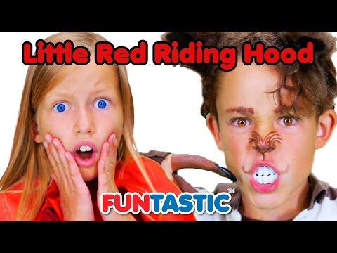 Little Red Riding Hood | Nursery Rhymes | Fairy Tales