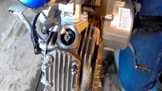 видео Как настроить клапана на альфе