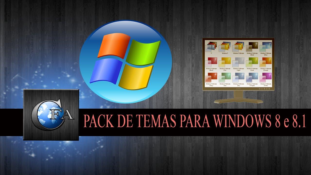 IRADOS BAIXAR PARA PC 7 TEMAS WINDOWS