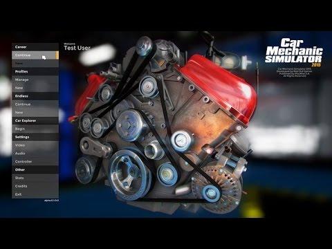 Car Mechanic Simulator 2015 - Ремонт машин!