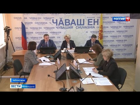В Чебоксарах 9 апреля прошла прямая линия с Аллой Салаевой