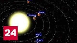 видео Парад планет