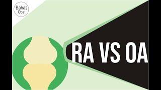 Ra Vs Oa (rheumatoid Arthritis Vs Osteoarthritis)