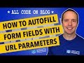 Contact Form 7 Get Value From URL Using Javascript & Autofill Fields Dynamically