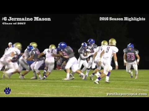 Jermaine Mason 16 Highlights