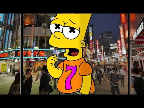 TRAPPIN IN JAPAN 7