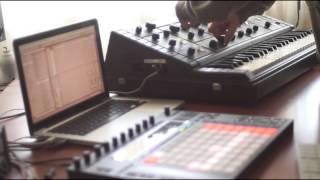 ПОЛИВОКС - POLIVOKS Synth with MIDI IN