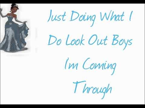 Princess Tiana-Almost There(Lyrics)