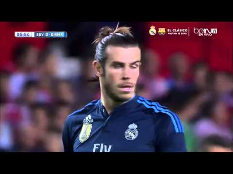 Sevilla FC (3 - 2) Real Madrid CF Full Match / Partido Completo HD La Liga 8/11/2015