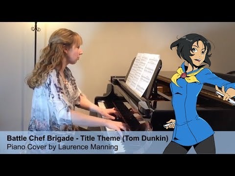 Battle Chef Brigade - Title Theme, Composer Request (Piano Cover)