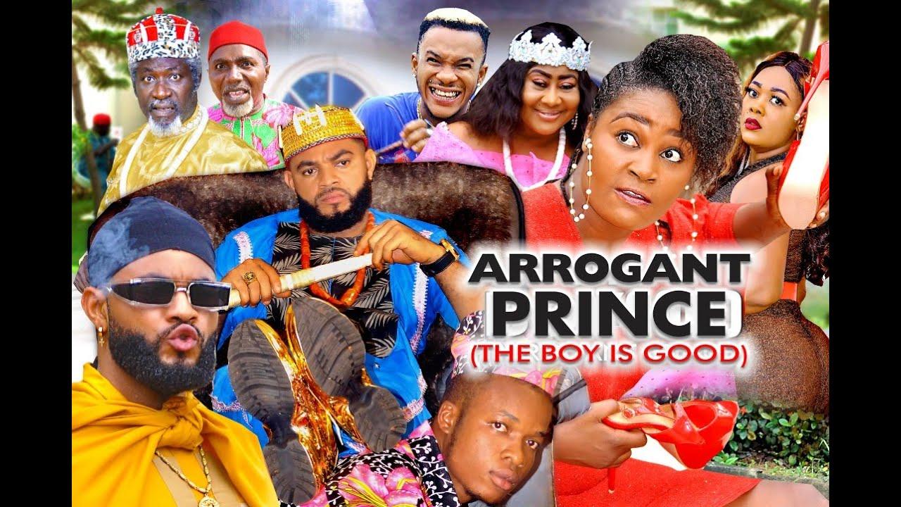 ARROGANT PRINCE SEASON 4 - (New Movie) CHIZZY ALICHI   2020 Latest Nigerian Nollywood Movie
