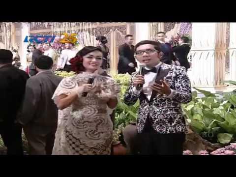 Penampilan SHEILA ON 7 Kita LIVE Pernikahan Raffi Ahmad & Nagita Slavina