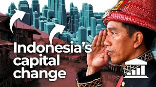Why is INDONESIA moving its CAPITAL CITY? - VisualPolitik EN