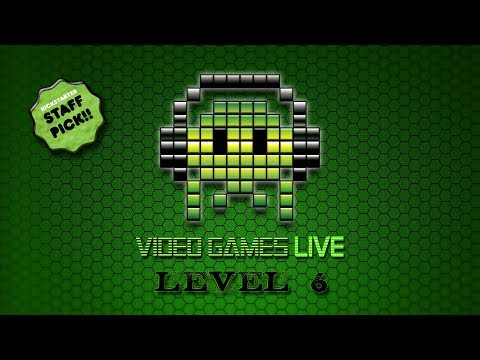 Video Games Live: LEVEL 6 Kickstarter Trailer (4 min. version)
