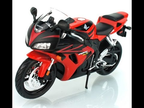 motorcycle toy honda