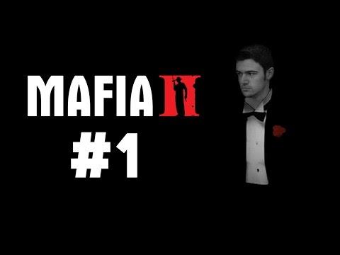 """Mafia 2 #1 """"Din Italia in America"""""""