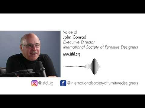Behind the Scenes Podcast Remote: Explore Award-Winning Product Designs from ISFD