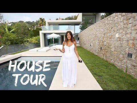 Cannes House Tour | Mimi Ikonn Vlog