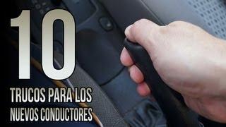 10 Trucos para los nuevos conductores
