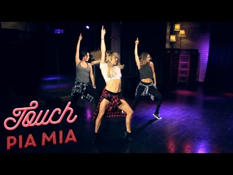 Pia Mia - Touch (Dance Tutorial)