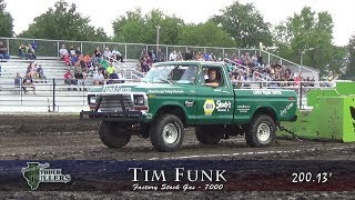 Central Illinois Truck Pullers - 2017 Mascoutah Homecoming - Mascoutah, IL Truck Pulls