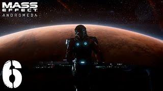 Mass Effect Andromeda. Прохождение. Часть 6 (Высадка на планету)