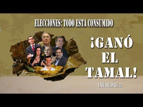 TODO ESTÁ CONSUMIDO: ¡GANÓ EL TAMAL! CAFÉ PICANTE 75